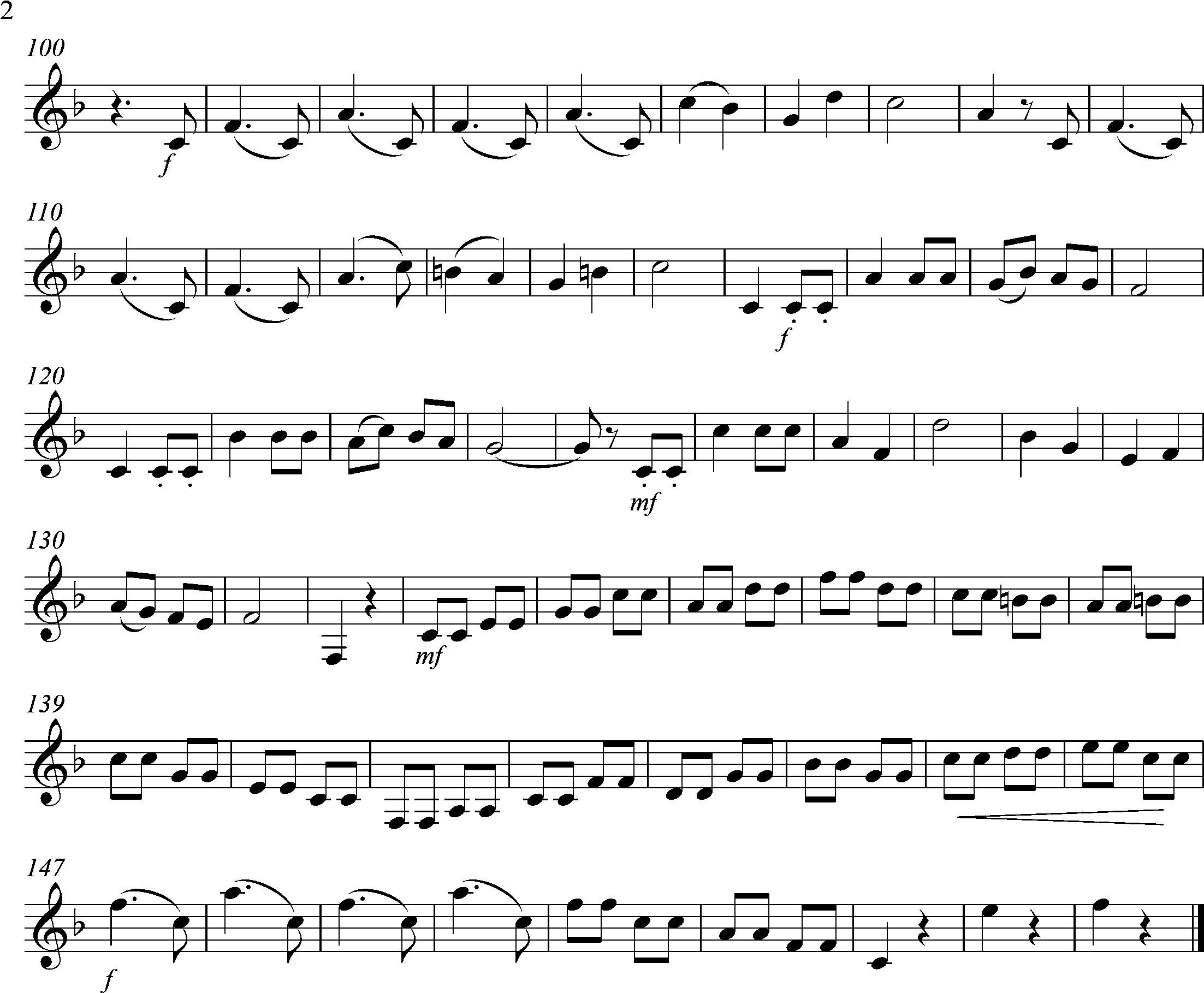 Rondo op11 Küchler Part 2 Solo