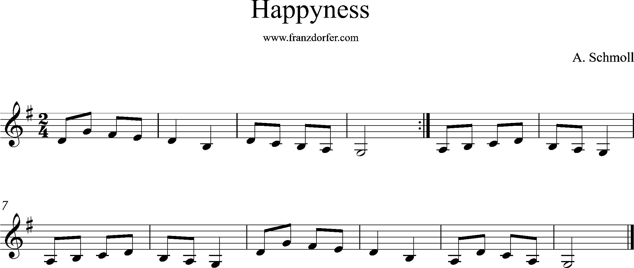 happyness, clarinet
